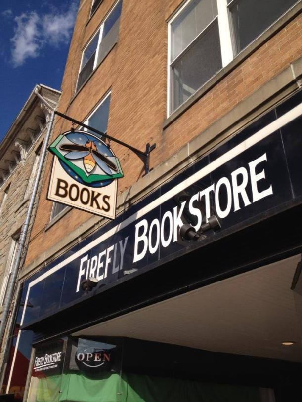 Bookstore?! Hell yes!