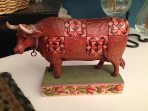 cow jim shore 2