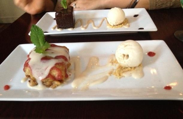 blossom desserts