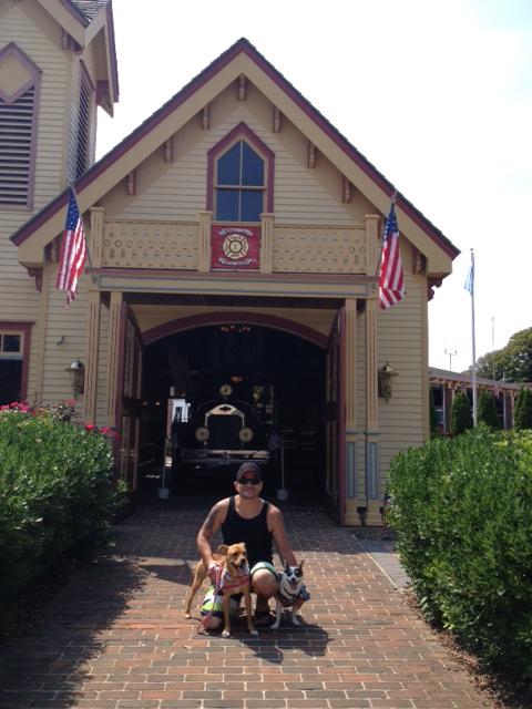 CM firehouse