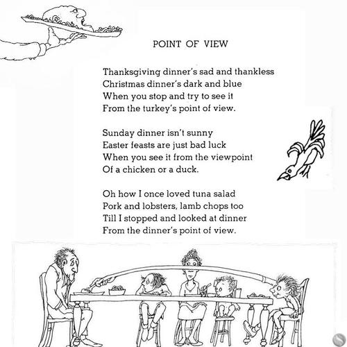 point of view poem